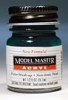 Testors Model Master Clear Green GP00574 1/2 oz Hobby and Model Acrylic Paint #4668