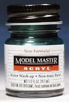 Testors Model Master Dark Green Pearl GP00594 1/2 oz Hobby and Model Acrylic Paint #4670