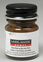 Testors Model Master Gold GP00630 1/2 oz Hobby and Model Acrylic Paint #4671