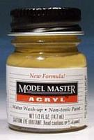 Testors Model Master Wood GP00640 1/2 oz Hobby and Model Acrylic Paint #4673