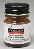 Testors Model Master Leather GP00666 1/2 oz Hobby and Model Acrylic Paint #4674