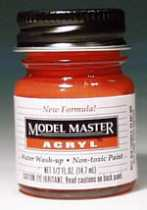 Testors Model Master Exhaust GP00670 1/2 oz Hobby and Model Acrylic Paint #4676