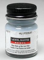Model Master Aluminum GP00834 1/2 oz Hobby and Model Acrylic Paint #4677