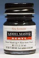 Testors Model Master Gunmetal GP00894 1/2 oz Hobby and Model Acrylic Paint #4681