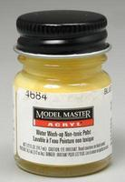 Testors Model Master Blue Angel Yellow FS13655 1/2 oz Hobby and Model Acrylic Paint #4684