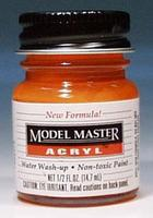 Testors Model Master Fluorescent Red FS28915 1/2 oz Hobby and Model Acrylic Paint #4703