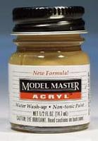 Testors Model Master Dark Tan FS30219 1/2 oz Hobby and Model Acrylic Paint #4709