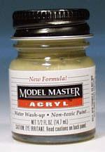 Testors Model Master Armor Sand FS30277 1/2 oz -- Hobby and Model Acrylic Paint -- #4711