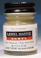 Testors Model Master Sand FS33531 1/2 oz Hobby and Model Acrylic Paint #4720