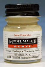 Testors Model Master Radome Tan FS33613 1/2 oz Hobby and Model Acrylic Paint #4722