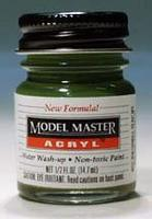 Testors Model Master Medium Green FS34102 1/2 oz Hobby and Model Acrylic Paint #4734