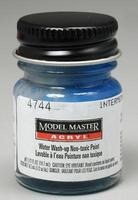 Testors Model Master Intermediate Blue FS35164 1/2 oz Hobby and Model Acrylic Paint #4744