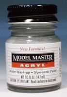 Testors Model Master Medium Gray FS35237 1/2 oz Hobby and Model Acrylic Paint #4746