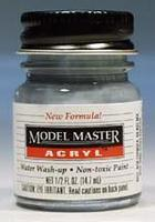 Testors Model Master Engine Gray FS36076 1/2 oz Hobby and Model Acrylic Paint #4749