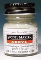 Testors Model Master Light Sea Gray FS36307 1/2 oz Hobby and Model Acrylic Paint #4759