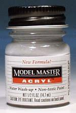 Testors Model Master Dark Ghost Gray FS36320 1/2 oz -- Hobby and Model Acrylic Paint -- #4761