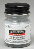 Testors Model Master Light Ghost Gray FS36375 1/2 oz Hobby and Model Acrylic Paint #4762
