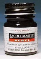 Testors Model Master Aircraft Interior Black FS37031 1/2oz Hobby and Model Acrylic Paint #4767