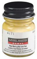 Testors Model Master Geld RLM 04 LW00004 1/2 oz Hobby and Model Acrylic Paint #4771