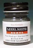 Testors Model Master Schwarzgrau RLM 66 LW00066 1/2 oz Hobby and Model Acrylic Paint #4779
