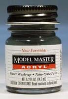 Testors Model Master Schwarzgrun RLM 70 LW00070 1/2 oz Hobby and Model Acrylic Paint #4780