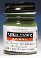 Testors Model Master Russian Armor Green AR00112 1/2 oz Hobby and Model Acrylic Paint #4807