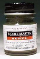 Testors Model Master RAF Dark Green AN00625 1/2 oz Hobby and Model Acrylic Paint #4849