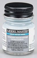 Testors Model Master 5-L Light Gray Semi-Gloss 1/2 oz Hobby and Model Acrylic Paint #4863