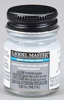 Testors Model Master 5-P Pale Blue Gray Semi-Gloss 1/2 oz Hobby and Model Acrylic Paint #4864