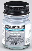 Testors Model Master 5-H Haze Gray Semi-Gloss 1/2 oz Hobby and Model Acrylic Paint #4865