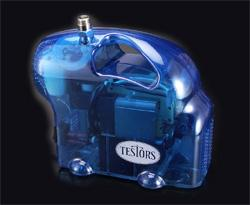 Testors Mini Compressor Blue