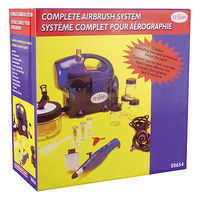 Testors ULTIMATE AIRBRUSH SET W/COMPRE