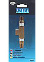 Testors Aztek T-Connector Airbrush Accessory #50682c