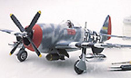 Testors 1/48 P-47 Thunderbolt