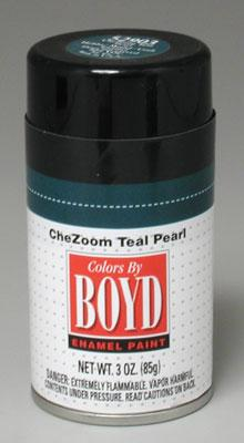 Spray Boyd Chezoom Teal 3 Oz Tes52903 Testors Hobby And Model Enamel Paint