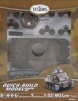 Testors Classic M3 Lee Snap Tite Plastic Model Tank with Metal Body 1/32 Scale #650023t