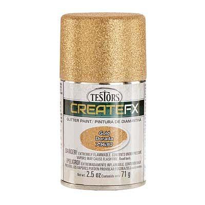 (bulk of 3) FX Glitter Gold 2 5oz