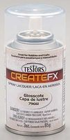 Testors FX Spray Lacquer Glosscote 3 oz Hobby and Model Lacquer Paint #79661