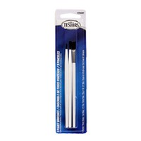 Testors (bulk of 6) Brushes,Broad/Fine,1/4