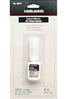 Testors (bulk of 6) Model Master CA Plastic Glue 1/4 oz Plastic Model Cement #8874c