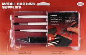 Testors Model bldg supply kit