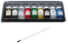 Testors Promotional Enamel Paint Set Gloss Hobby and Model Paint Set #9146