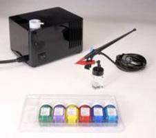 Testors Mighty Mini Airbrush w/Compressor Set