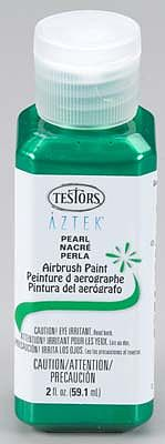 Testors (bulk of 3) Pearl Green 2oz