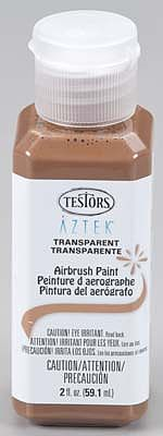Testors Transparent Mocha 2oz