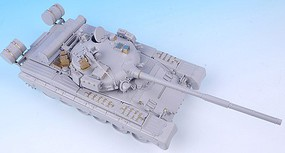 Tetra 1/35 Russian MBT T80B Detail Set for TSM (D)