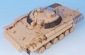 Tetra 1/35 BMP3 Basic Detail-Up Set w/Mudguard & Slat Armor for TSM (D)