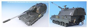 Tetra 1/35 German SPH Panzerhaubitze 2000 Detail-Up Set w/Mudguard for MGK (D)