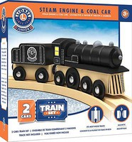 Train-Enthusiast Lionel Stm Eng & Coal Car