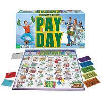 Traditional Pay Day Classic Edition Board Game Activity Skill Game #1087